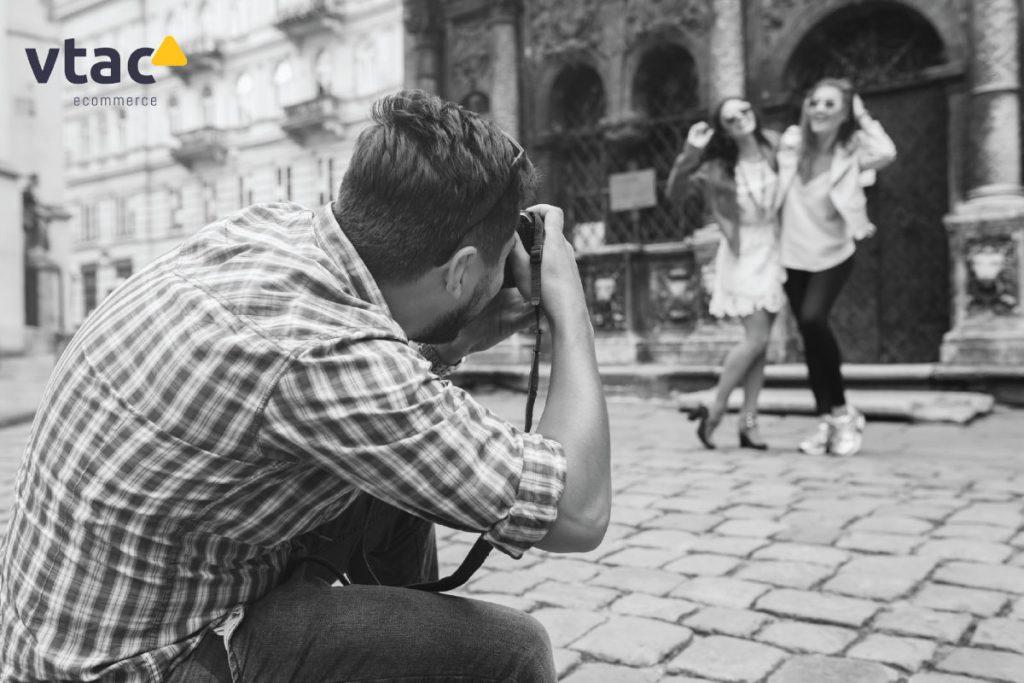 ถ่ายรูป