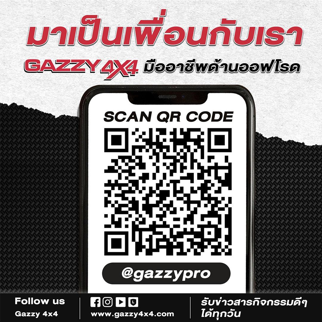 Gazzy4x4-contact
